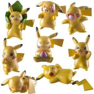 Pokemon - Modèle Aléatoire Série Limitée 4 figurines Pikachu - TOMT18725E TOMY