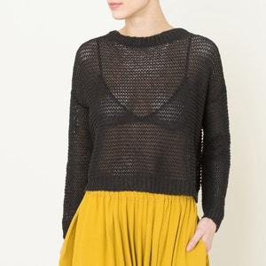 Пуловер с круглым вырезом POMANDERE