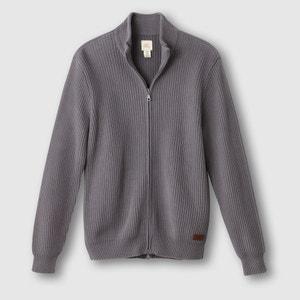 Jersey con cremallera y cuello alto DOCKERS