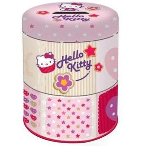 Tirelire en forme de boite Hello Kitty ALPAC