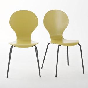 Chaise empilable (lot de 2), Watford La Redoute Interieurs