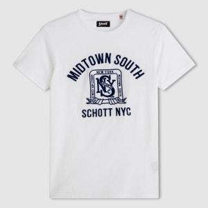 T-shirt manches courtes SCHOTT