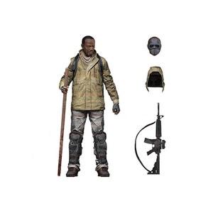 The Walking Dead TV Version figurine Morgan Jones 13 cm Serie 8 MC FARLANE