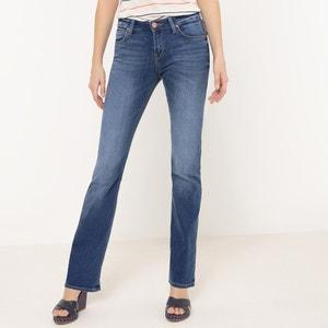 Bootcut-Jeans, normale Bundhöhe, Länge 32 LEE