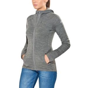 Quantum - Sweat-shirt Femme - gris ICEBREAKER