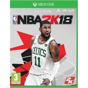 NBA 2K18 XBOX One 2K