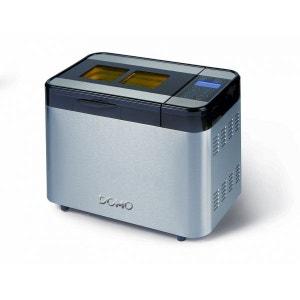 Machine à Pain 900 -1350gr -  2 crochets pétrisseur - Avec accessoires et livre de recette ! DOMO