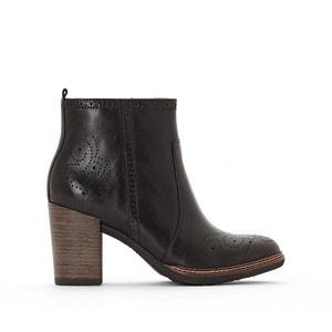 Botas de piel 25023-27 TAMARIS