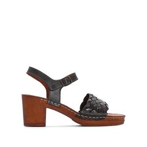 Sandales cuir à talons TRESSIE KICKERS