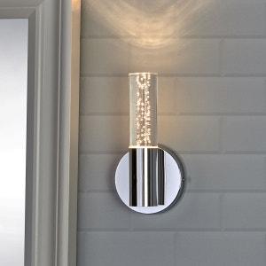 Applique salle de bains décorative Duncan avec LED LAMPENWELT