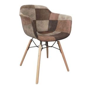 fauteuil simili cuir la redoute. Black Bedroom Furniture Sets. Home Design Ideas
