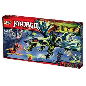 Lego 70736 Ninjago : L'attaque du dragon Moro LEGO