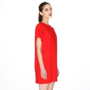 Short-Sleeved Shift Dress PEPALOVES