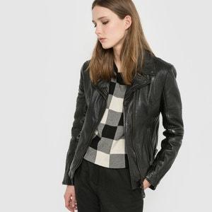 Leather Biker Jacket SCHOTT