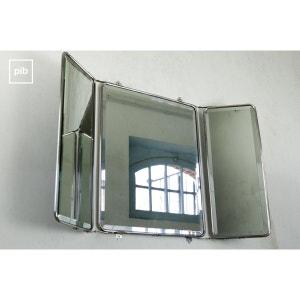 Miroir miroir design sur pied baroque mural la redoute for Miroir mural 40x140