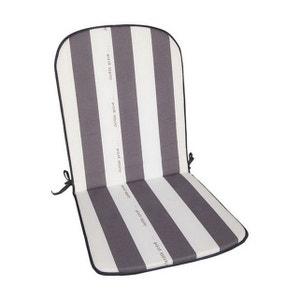 jardin prive - lot de 2 coussins pour fauteuil haut dossier - 006927 JARDIN PRIVE