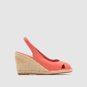 Espadrille-style Sandals ANNE WEYBURN