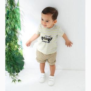 Ensemble T-shirt et short 1 mois-3 ans R mini