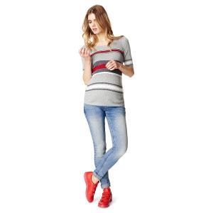 T-shirt YD Stripe SUPERMOM
