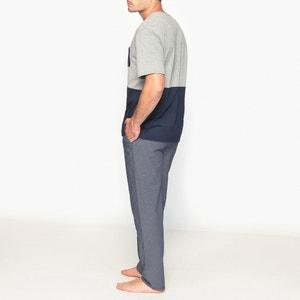 Pyjama T-shirt manches courtes La Redoute Collections