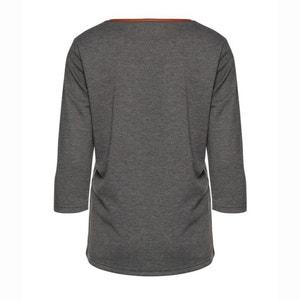 Camiseta con estampado zigzag Sizza B.YOUNG