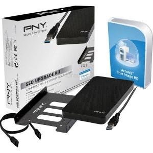 Boitier PNY SSD & HDD Upgrade Kit PNY
