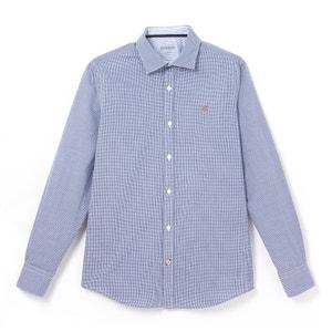 Camisa Guyamas con corte regular a cuadros NAPAPIJRI