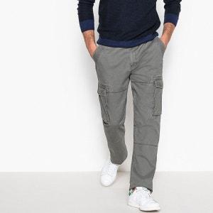 Pantalon battle regular pur coton La Redoute Collections