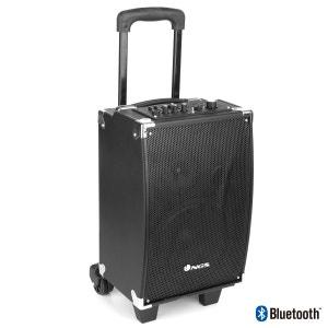 Enceinte Trolley Karaoke Bluetooth portable 40W RMS- USB/AUX input + micro NGS