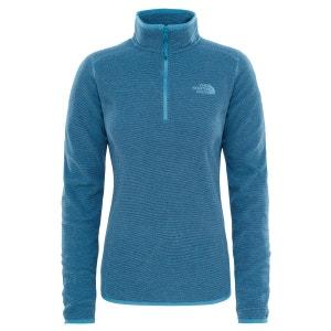 100 Glacier - Sweat-shirt Femme - bleu THE NORTH FACE