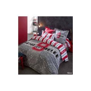 housse traversin 140 la redoute. Black Bedroom Furniture Sets. Home Design Ideas
