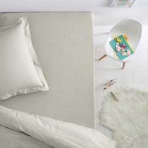 Sábana bajera para cama de niño de algodón SCENARIO