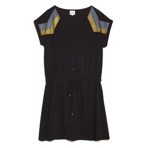 Kurzärmeliges Kleid PUNKY BLUNE