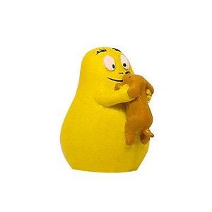 Figurine Barbapapa : Barbidou et son chien PLASTOY