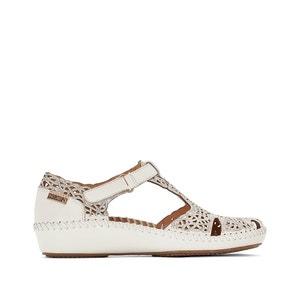 P. Vallarta Leather Sandals PIKOLINOS