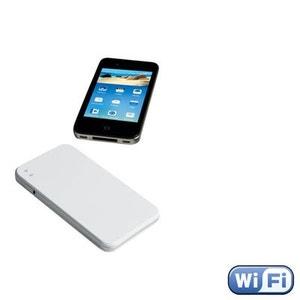 Lecteur réseau Wi-Fi DV144 CLIPSONIC TECHNOLOGY