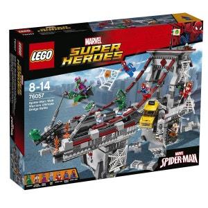 Spider-Man : Le combat suprême sur le pont des Web Warriors - LEG76057 LEGO