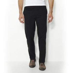 Pantalón elástico de tela 100% algodón CASTALUNA FOR MEN