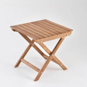 Acacia Folding Coffee Table La Redoute Interieurs