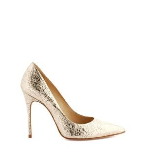 Sapatos em pele, tacão agulha AELIA FR COSMOPARIS
