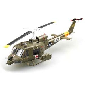 Modèle réduit : Hélicoptère UH-1B Huey US ARMY N°65-15045 : Vietnam 1967 EASY MODEL