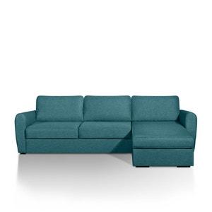 Canapé-lit d'angle Nalpha, couchage express, chiné La Redoute Interieurs