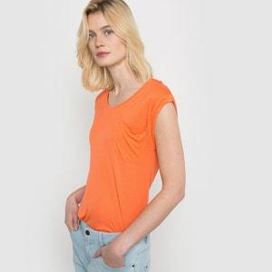 T-Shirt mit Brusttasche R essentiel