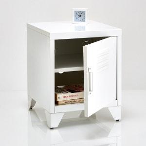 HIBA Metal Bedside Table La Redoute Interieurs