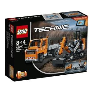 LEGO® 42060 Technic? : L'équipe de réparation routière LEGO