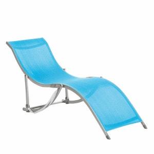 Chaise longue, bain de soleil, pliable, Chaza La Redoute Interieurs
