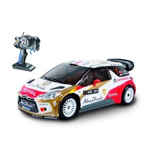 Voiture radiocommandée Citroën DS3 WRC 2013 Abu Dhabi NIKKO