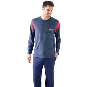Pyjama mit langärmeligem Oberteil ATHENA