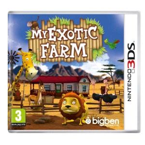 My Exotic Farm pour 3DS BIG BEN