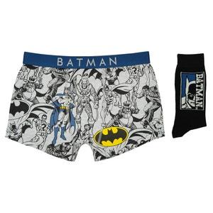 Boxers e par de meias, Batman BATMAN